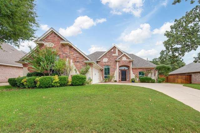 8308 Red Rose Trail, North Richland Hills, TX 76182 (MLS #14691551) :: Craig Properties Group