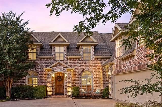 1206 Edgewood Lane, Allen, TX 75013 (MLS #14691556) :: Lisa Birdsong Group | Compass