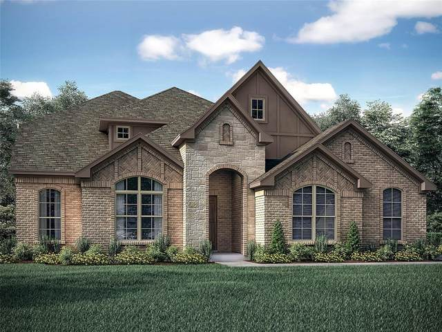 1913 Silver Falls Drive, Burleson, TX 76028 (MLS #14691564) :: Front Real Estate Co.