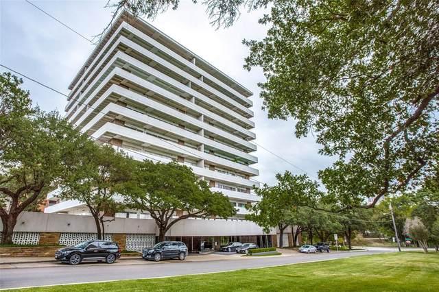 3601 Turtle Creek Boulevard T1, Dallas, TX 75219 (MLS #14691574) :: The Chad Smith Team