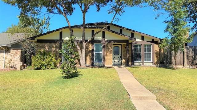2805 Hazelwood Drive, Garland, TX 75044 (MLS #14691579) :: 1st Choice Realty
