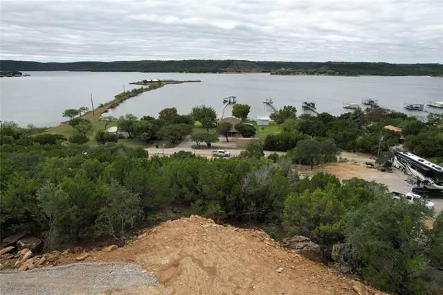 4468 Chapel Road, Possum Kingdom Lake, TX 76450 (MLS #14691587) :: The Krissy Mireles Team