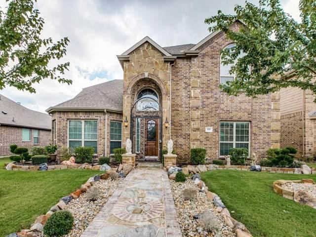 110 White Oak Lane, Red Oak, TX 75154 (MLS #14691602) :: The Chad Smith Team