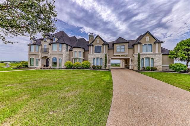 3805 Bethel Road, Weatherford, TX 76087 (MLS #14691606) :: Potts Realty Group