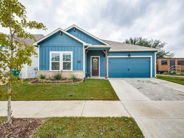 2224 Paxton Way, Denton, TX 76209 (MLS #14691635) :: Trinity Premier Properties