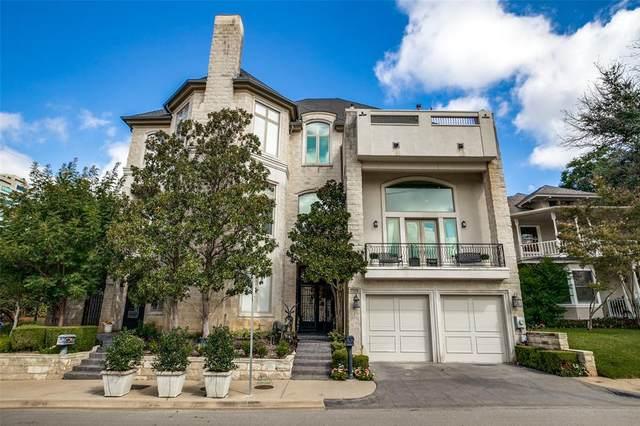 3524 Dickason Avenue, Dallas, TX 75219 (MLS #14691639) :: Beary Nice Homes