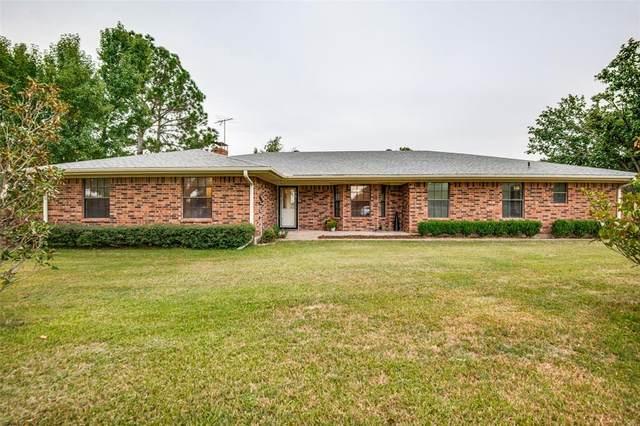 338 Travis Road, Decatur, TX 76234 (MLS #14691648) :: Trinity Premier Properties