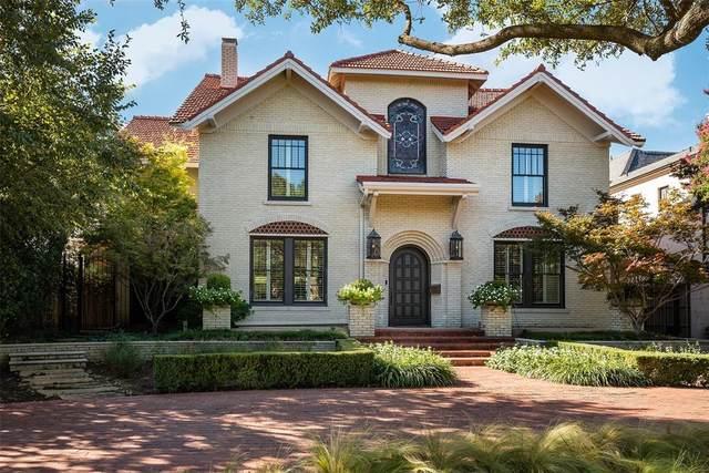 3521 Beverly Drive, Highland Park, TX 75205 (MLS #14691650) :: Lisa Birdsong Group | Compass