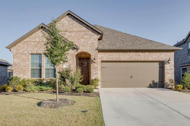 1017 Little Gull Drive, Forney, TX 75126 (MLS #14691653) :: The Russell-Rose Team