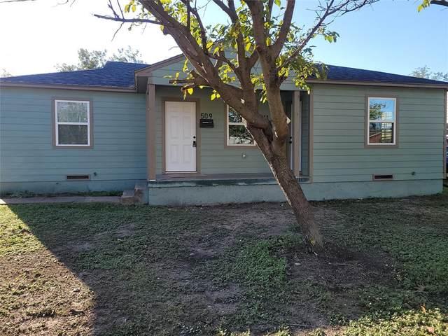 509 NE 19th Street, Grand Prairie, TX 75050 (MLS #14691655) :: The Russell-Rose Team