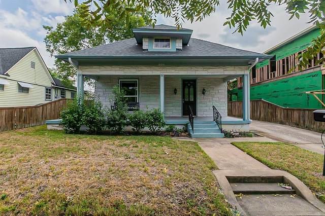 820 W 8th Street, Dallas, TX 75208 (MLS #14691667) :: HergGroup Dallas-Fort Worth
