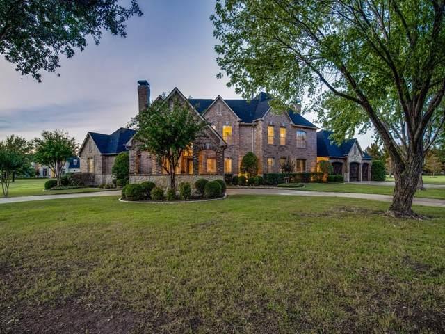 5200 Standing Oak Lane, Rockwall, TX 75032 (MLS #14691676) :: Premier Properties Group