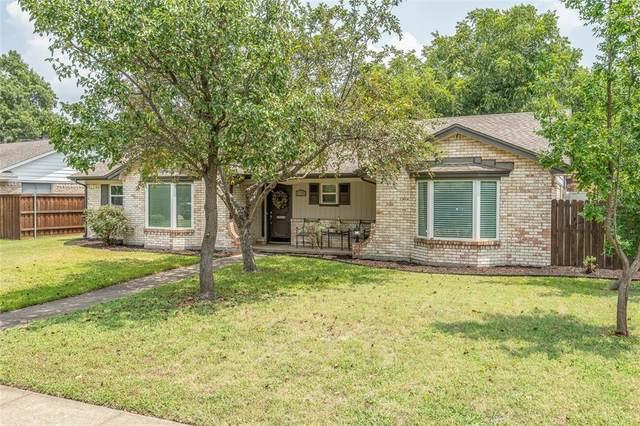 2640 Heatherwood Drive, Dallas, TX 75228 (MLS #14691686) :: Hargrove Realty Group