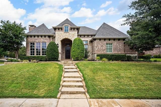 528 Harmony Lane, Colleyville, TX 76034 (MLS #14691687) :: Lisa Birdsong Group | Compass