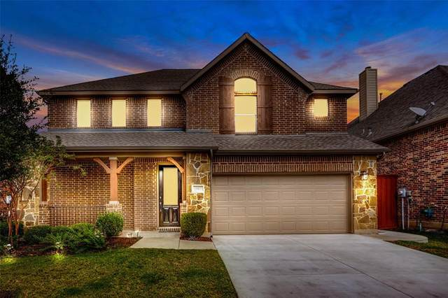 1987 Sunny Side Drive, Little Elm, TX 75068 (MLS #14691697) :: 1st Choice Realty