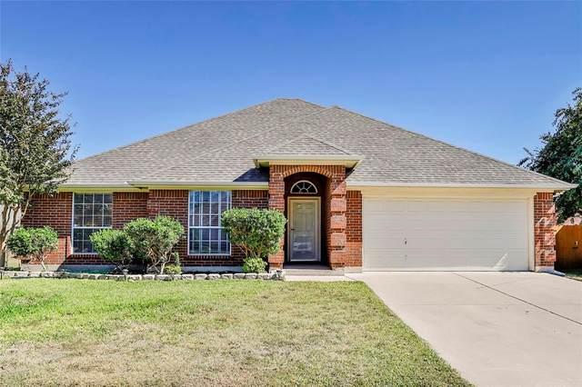 440 Willow Vista Drive, Saginaw, TX 76179 (MLS #14691710) :: The Good Home Team