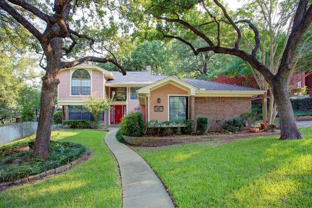 1205 Hickory Valley Court, Arlington, TX 76006 (MLS #14691715) :: Real Estate By Design