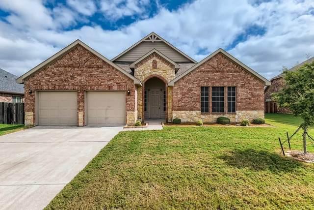 208 Plantation Drive, Waxahachie, TX 75165 (MLS #14691730) :: The Krissy Mireles Team
