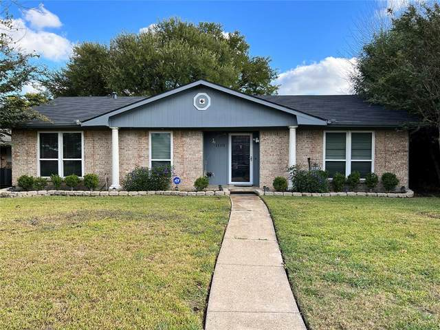 1110 Woodland Park Drive, Garland, TX 75040 (MLS #14691754) :: Front Real Estate Co.