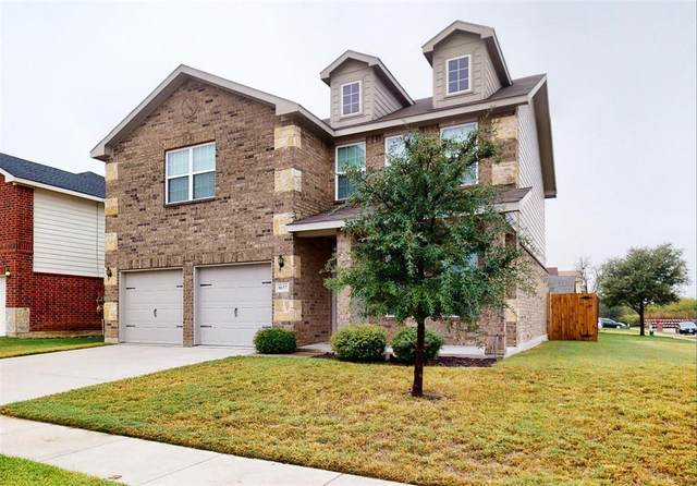 8657 Star Thistle Drive, Fort Worth, TX 76179 (MLS #14691771) :: 1st Choice Realty