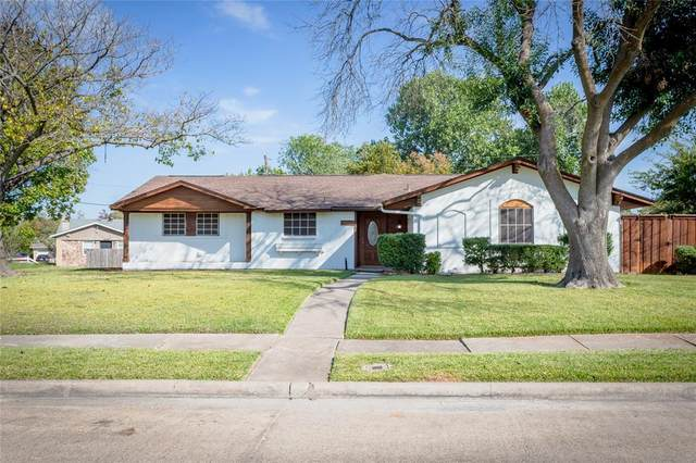 3024 Abston Drive, Mesquite, TX 75150 (MLS #14691791) :: Hargrove Realty Group