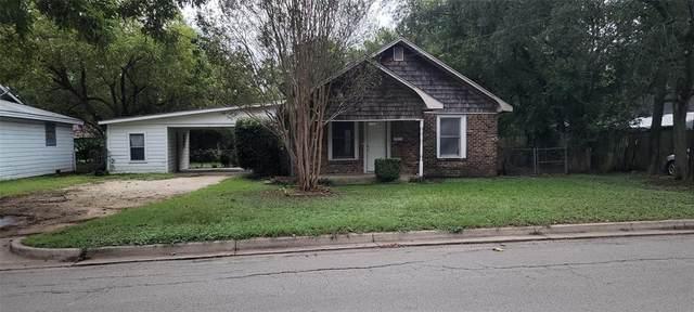 309 Williams Avenue, Cleburne, TX 76033 (MLS #14691793) :: The Good Home Team