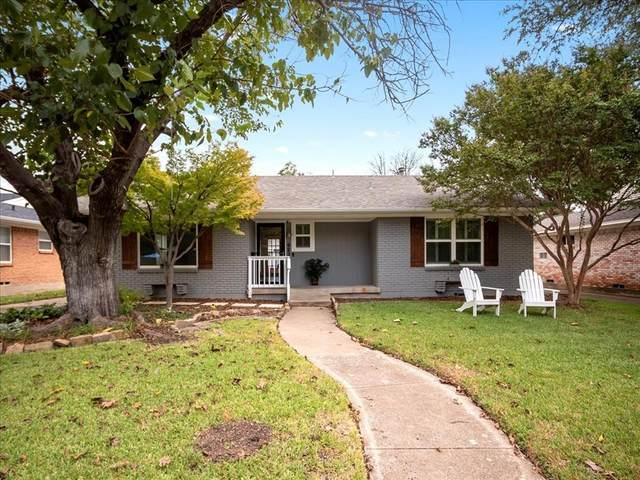 9230 Highridge Drive, Dallas, TX 75238 (MLS #14691806) :: Robbins Real Estate Group
