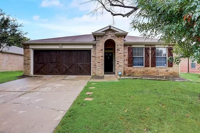 2224 Hamden Court, Little Elm, TX 75068 (MLS #14691807) :: The Good Home Team