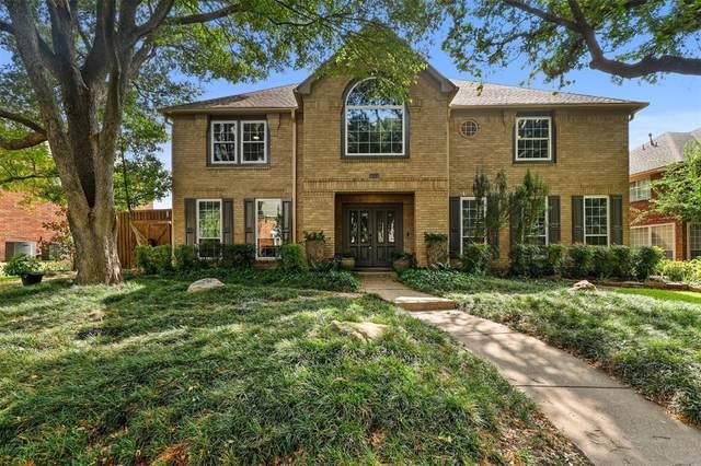 4004 Brewer Drive, Plano, TX 75024 (MLS #14691857) :: The Good Home Team