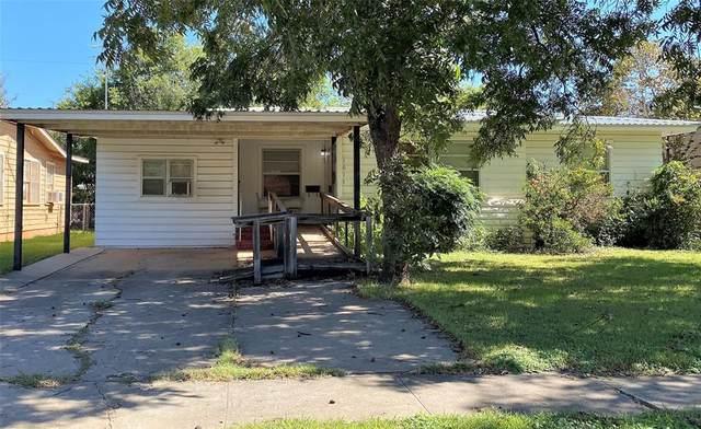 1017 Burger Street, Abilene, TX 79603 (MLS #14691858) :: The Kimberly Davis Group