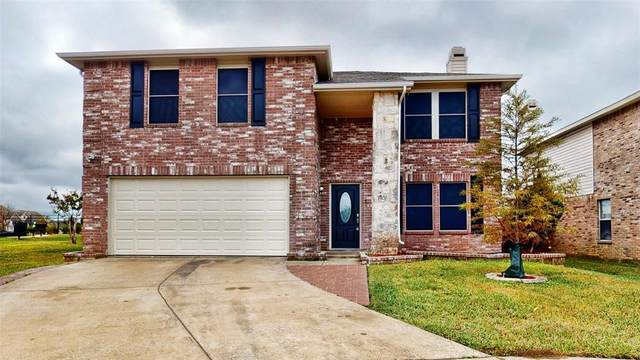 509 Linacre Drive, Fort Worth, TX 76036 (MLS #14691865) :: The Good Home Team