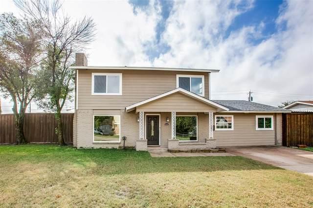 4002 Longleaf Drive, Garland, TX 75042 (MLS #14691877) :: Front Real Estate Co.