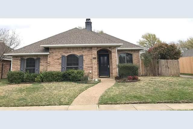 2701 Hickory Bend Drive, Garland, TX 75044 (MLS #14691885) :: Front Real Estate Co.