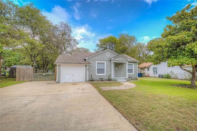 313 W Avenue G, Garland, TX 75040 (MLS #14691887) :: The Chad Smith Team