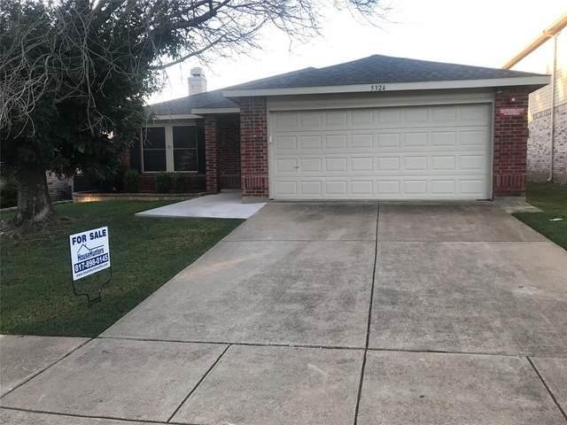 5324 Costa Mesa Drive, Fort Worth, TX 76244 (MLS #14691895) :: GS Realty Team | Fathom Realty