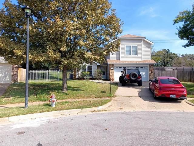 1602 Stoneway Drive, Grapevine, TX 76051 (MLS #14691899) :: Epic Direct Realty