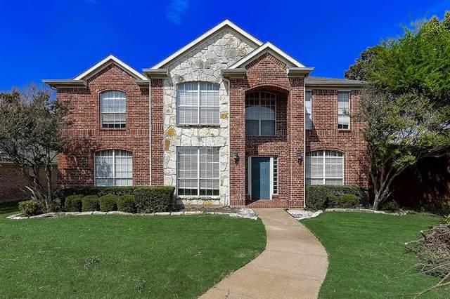 1329 Cassandra Lane, Allen, TX 75002 (MLS #14691905) :: Texas Lifestyles Group at Keller Williams Realty