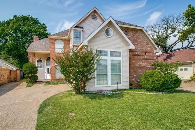 1421 Carver Lane, Irving, TX 75061 (MLS #14691908) :: RE/MAX Pinnacle Group REALTORS