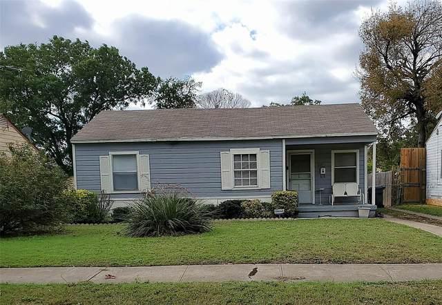 3307 S Ewing Avenue, Dallas, TX 75216 (MLS #14691913) :: Jones-Papadopoulos & Co