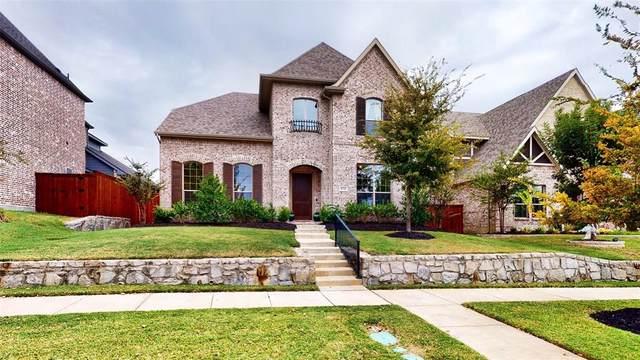 8742 Bullrush Road, Frisco, TX 75035 (MLS #14691923) :: The Good Home Team