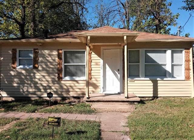2525 Stephenson Drive, Dallas, TX 75215 (MLS #14691924) :: Beary Nice Homes