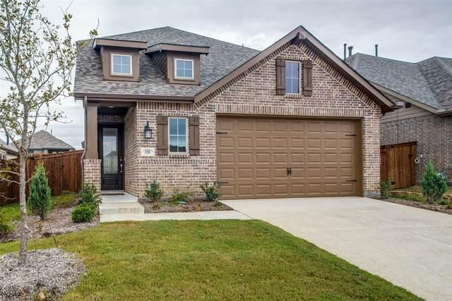 3508 Hunter Street, Aubrey, TX 76227 (MLS #14691927) :: The Good Home Team