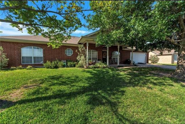 914 W Anderson Street, Weatherford, TX 76086 (MLS #14691942) :: The Kimberly Davis Group