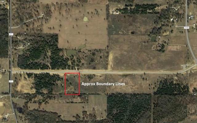 660 County Rd 2184, Gainesville, TX 76240 (MLS #14691946) :: Trinity Premier Properties