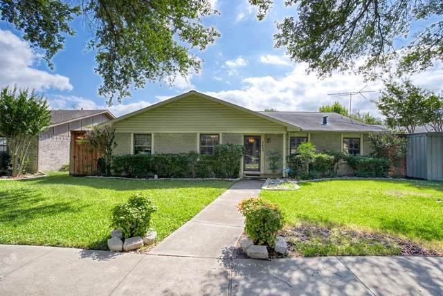 342 Nettle Drive, Garland, TX 75043 (MLS #14691960) :: 1st Choice Realty