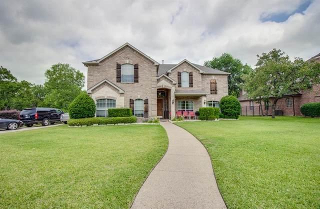 2203 Creekedge Court, Corinth, TX 76210 (MLS #14691971) :: Trinity Premier Properties