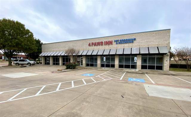 3309 Coit Road #110, Plano, TX 75093 (MLS #14691972) :: KW Commercial Dallas