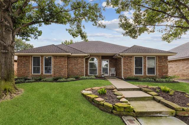 990 Camden Drive, Lewisville, TX 75067 (MLS #14692014) :: Real Estate By Design