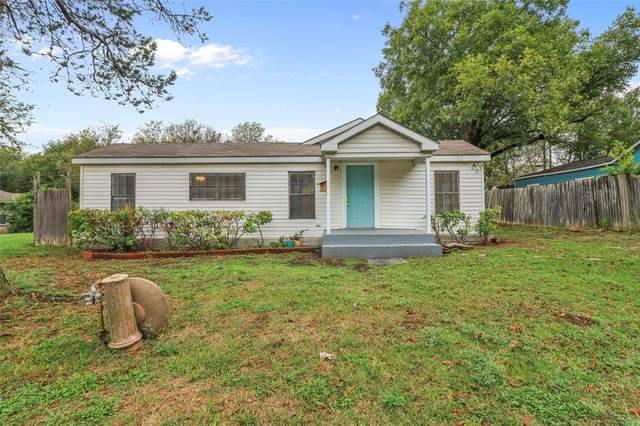 225 East Place, White Settlement, TX 76108 (MLS #14692022) :: The Russell-Rose Team