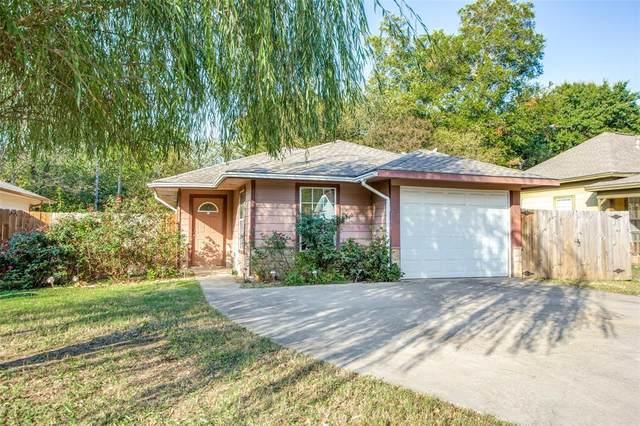 1022 S Maxey Street, Sherman, TX 75090 (MLS #14692026) :: Justin Bassett Realty